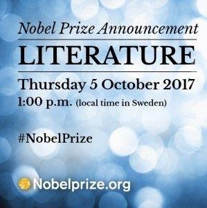 Literacki Nobel - oglądaj na żywo
