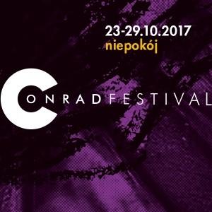 Witajcie w krainie niepokoju - w Krakowie trwa Festiwal Conrada
