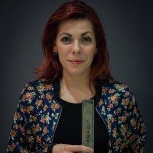 Anna Cieplak z nagrodą za najlepszy debiut 2016 roku
