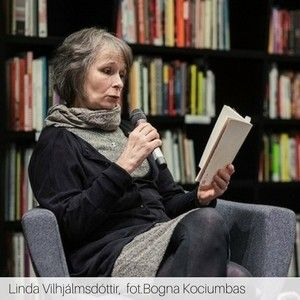 Linda Vilhjálmsdóttir Europejską Poetką Wolności