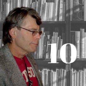 Dziesięć najlepszych książek według Stephena Kinga