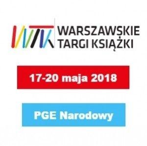 Warszawskie Targi Książki - wygraj wejściówki