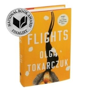 Olga Tokarczuk finalistką National Book Award