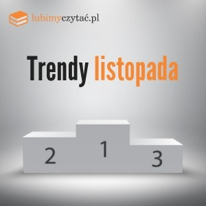 Trendy listopada lubimyczytać.pl