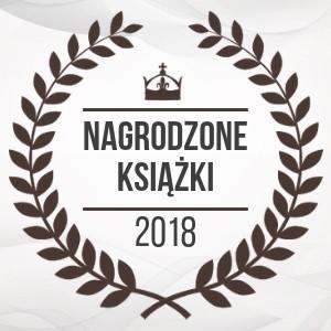 Książki nagrodzone w 2018 roku