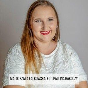Uważam, że ideały są nudne – wywiad z Małgorzatą Falkowską