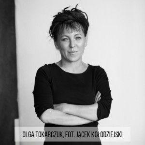 Olga Tokarczuk na shortliście Nagrody Bookera!