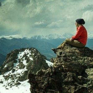 W górach jest wszystko, co kocham