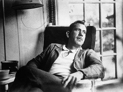Odnaleziono zapomniane opowiadanie Johna Steinbecka