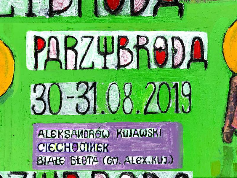 IX Festiwal Parzybroda zaprasza w okolice Ciechocinka