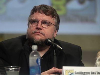 Upiorny księgozbiór Guillerma del Toro