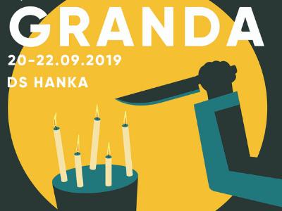 Piąta edycja Poznańskiego Festiwalu Kryminału GRANDA już 20 września!