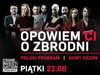 Opowieść o zbrodni w wykonaniu czołowych polskich pisarzy kryminału