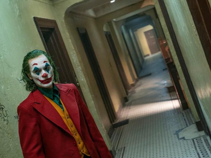 Joker – ucieleśnienie motywu szaleństwa