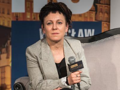 Olga Tokarczuk zakłada fundację we Wrocławiu, mówi o hejcie i nowej książce