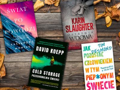 HarperCollins – fascynujące nowości