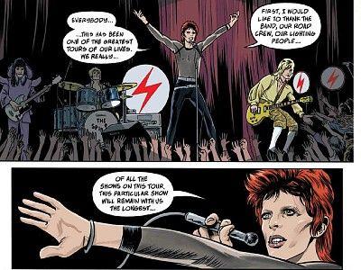 Od Davida Jonesa do Ziggy'ego Stardusta. Historia Davida Bowiego