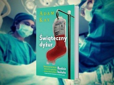 Nowa książka Adama Kaya – będzie bolało i będzie jeszcze śmieszniej!