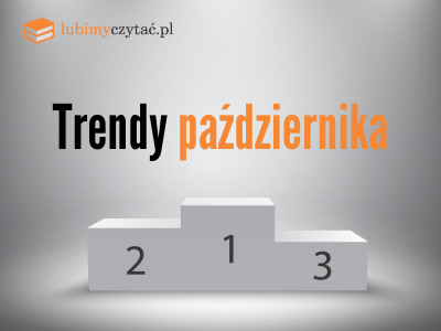 Trendy października lubimyczytać.pl