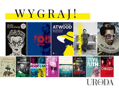 Zagłosuj na Książkę Życia i wygraj zestaw książek!