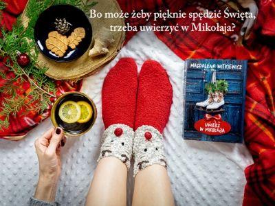 Święta z Magdaleną Witkiewicz