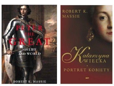 Nie żyje Robert K. Massie, popularyzator historii i zdobywca Pulitzera