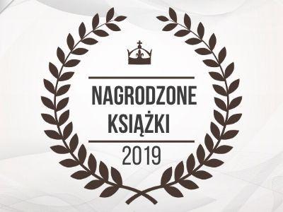 Książki nagrodzone w 2019 roku