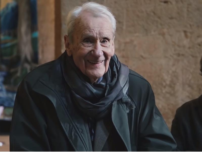 Christopher Tolkien nie żyje. W wieku 95 lat odszedł opiekun dorobku J.R.R. Tolkiena