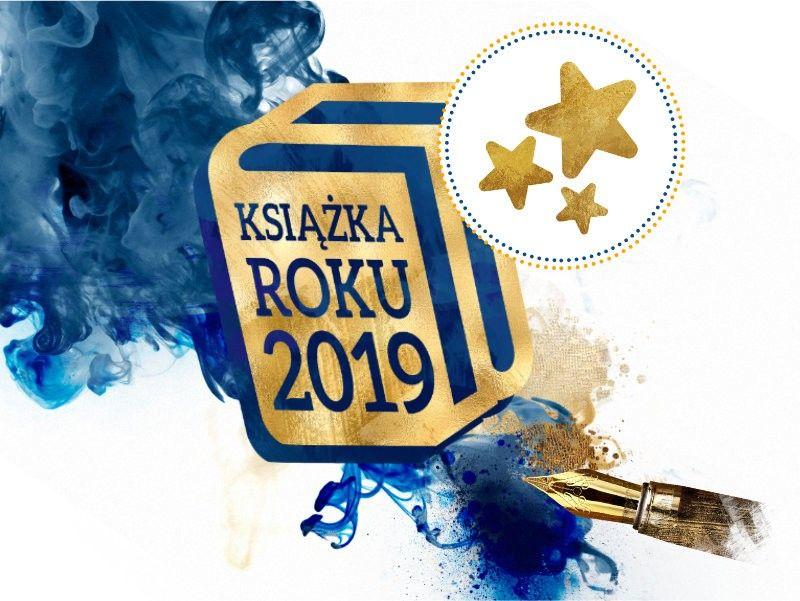 Oto nowa, 13. kategoria Plebiscytu Książka Roku 2019