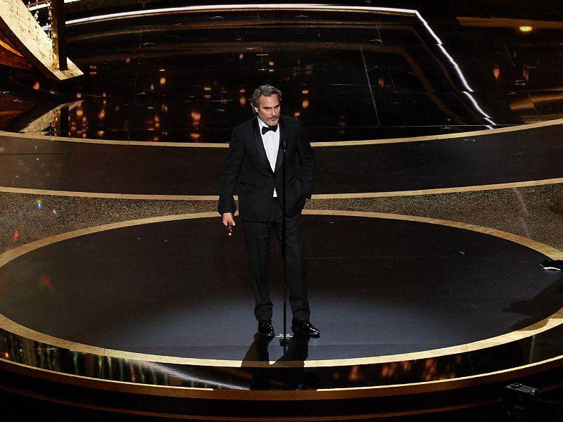 """""""Parasite"""" z Oscarem za najlepszy film. """"Joker"""" z dwiema nagrodami"""