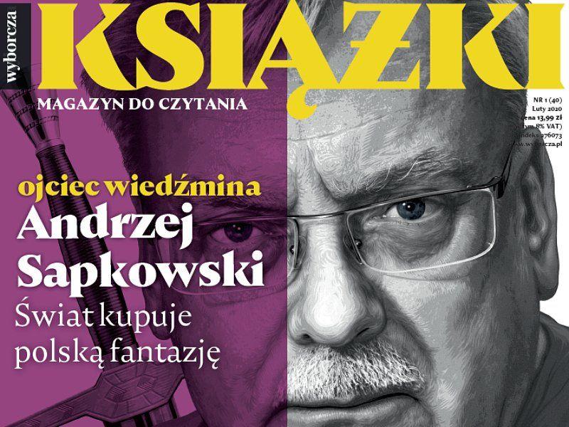 """Najnowszy numer dwumiesięcznika """"Książki. Magazyn do Czytania"""""""