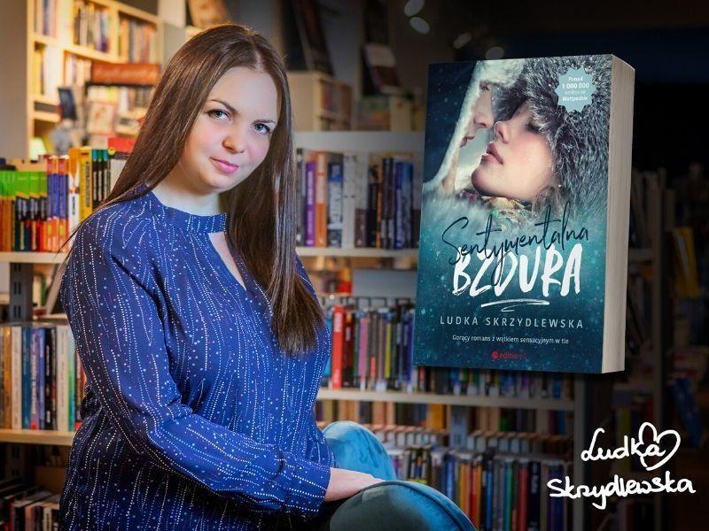 """Kim jest Ludka Skrzydlewska? Rozmowa z autorką książki """"Sentymentalna bzdura"""""""