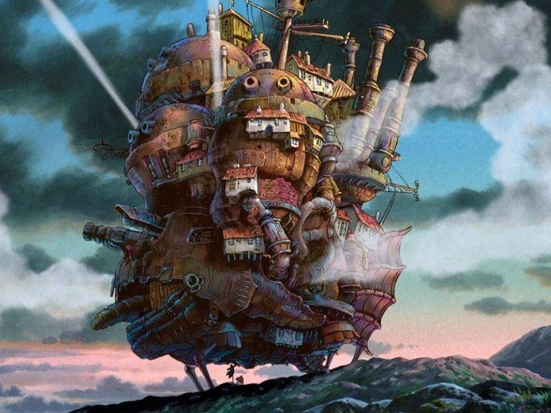 Baśniowa magia. Książki związane z animacjami ze Studia Ghibli