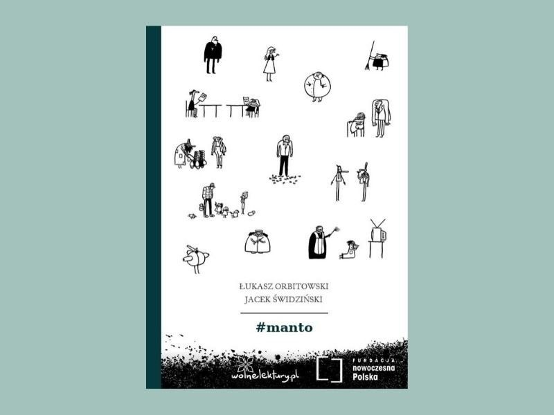 Przeczytaj najnowsząksiążkę Łukasza Orbitowskiego i wspieraj Wolne Lektury