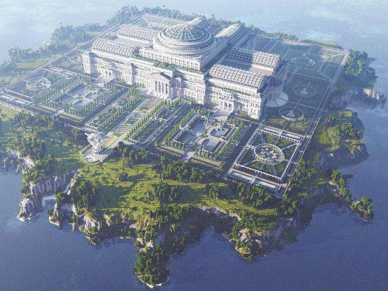 Nieocenzurowana Biblioteka. W grze Minecraft bronią wolności słowa
