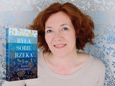 """Magia opowieści, czyli wywiad z Diane Setterfield, autorką książki """"Była sobie rzeka"""""""