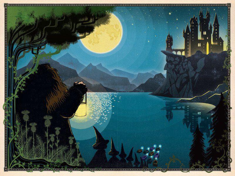 Harry Potter na nowo zilustrowany