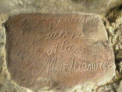 Na białoruskiej wsi odnaleziono kamień z wpisem Adama Mickiewicza