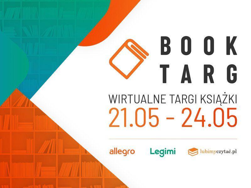 Ruszają największe Wirtualne Targi Książki BookTarg