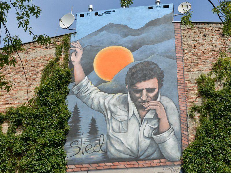 Literatura na ścianie, czyli książkowe murale w Polsce