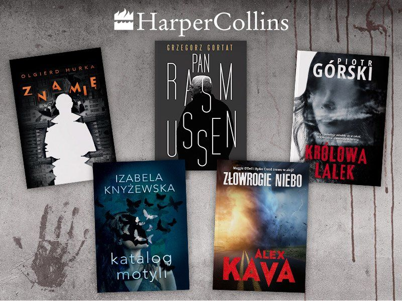 Kryminalny HarperCollins