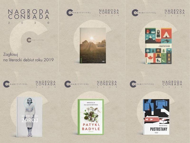 Znamy już listę nominowanych do Nagrody Conrada za 2019 rok
