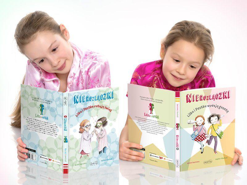 """""""Nierozłączki"""". Jak zaufani przyjaciele pomagają dzieciom odkrywać świat"""