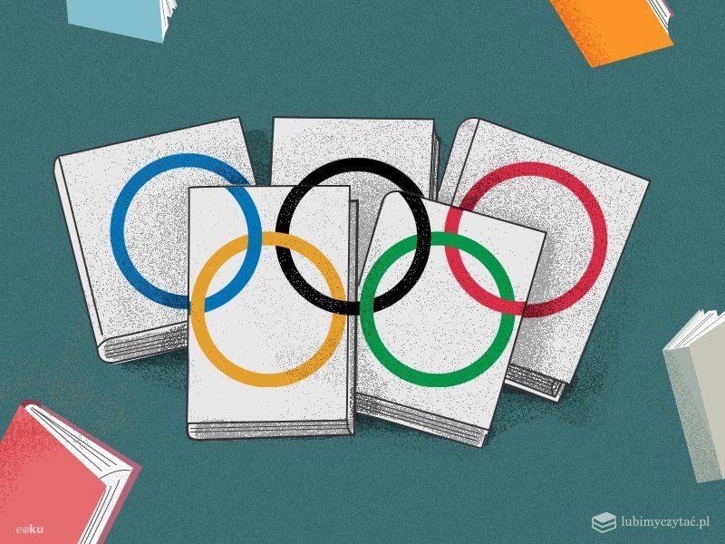 Sztafeta książek sportowych. 10 pozycji na Igrzyska Olimpijskie