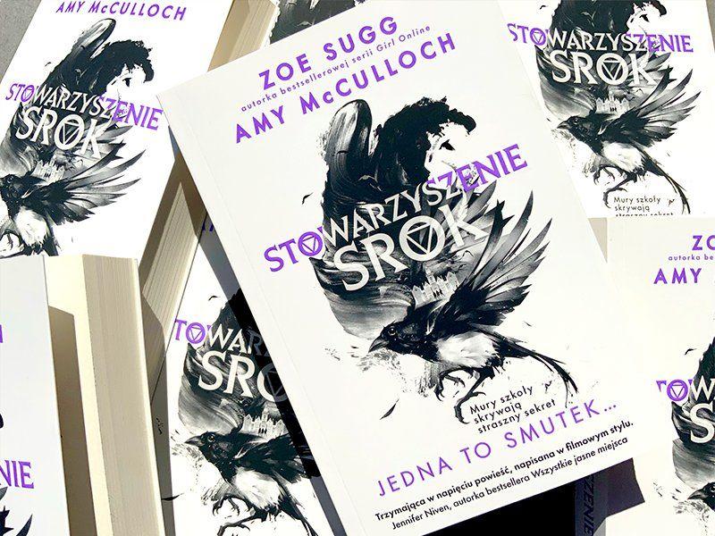 Zoe Sugg, popularna Zoella i autorka bestsellerowej serii Girl Online, powraca z nową książką!
