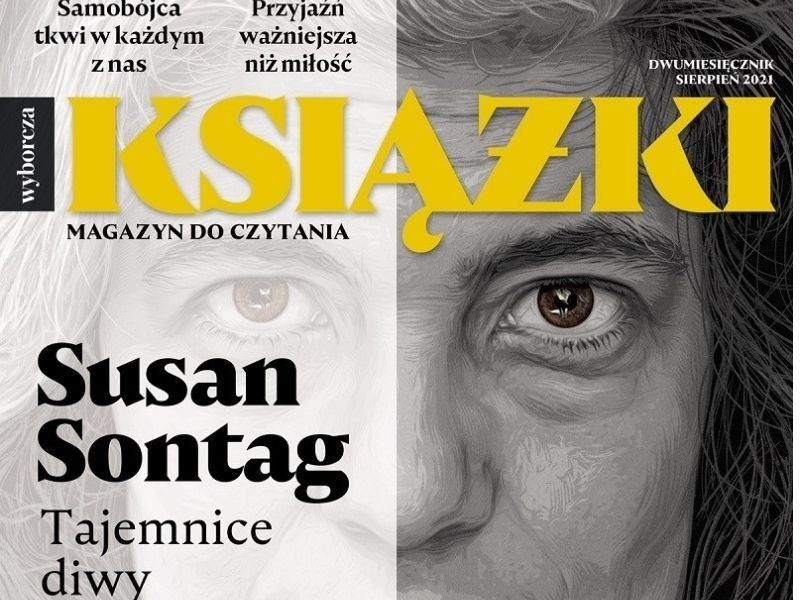 """Nowy numer magazynu """"Książki"""" już w kioskach"""