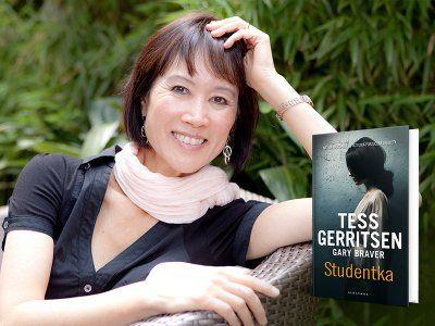 """Artykuł """"Pragnę zaskakiwać czytelników"""" – mówi Tess Gerritsen, autorka """"Studentki"""""""