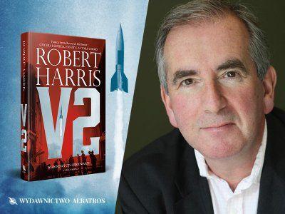 "Artykuł Rakietą do piekła. ""V2"" Roberta Harrisa"