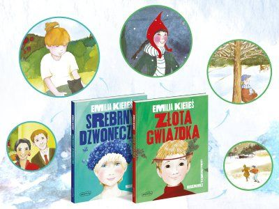 """Artykuł """"Srebrny dzwoneczek"""" i """"Złota gwiazdka"""" – książki dla dzieci, które nie lubią mówić o emocjach"""