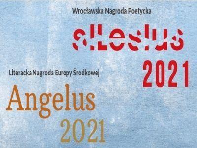 Artykuł Angelus 2021 i Silesius 2021 przyznane. Nagrodzono pięcioro twórców